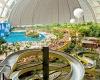 В Германии открылся самый крупный  крытый тропический курорт
