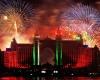 Самый грандиозный новогодний фейерверк состоится в Дубае