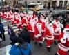 Нью-Йорк отказался от парада Санта-Клаусов