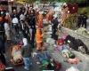 Крупнейшая автокатастрофа в истории Малайзии
