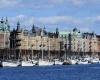 Мастурбация в общественных местах Швеции законна