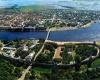 Новгород привлекает туристов