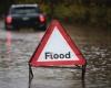 Проливные дожди затопили Эдмонтон