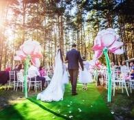 Кто проводил свадьбу на базе отдыха
