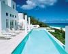 Новая вилла с видом на Карибское море