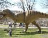 В Квинсленде будет открыт крупнейший в мире парк динозавров