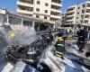 Два взрыва в иранском культурном центре в Бейруте