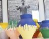 Хулиган-художник специально разбил древнюю вазу, стоимостью $1 млн.