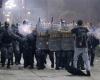 Новые жертвы беспорядков в Бразилии