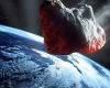 Прошлой ночью Земля едва не столкнулась  с большим астероидом