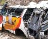 В Перу автобус слетел с обрыва: 22 жертвы