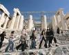 В Греции упали цены на отдых в отелях