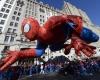 В Нью-Йорке состоялся парад  «Мейси» на День благодарения