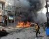 Цепочка терактов в Пакистане погубила сотни жизней