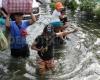 Наводнения в восточных провинциях Таиланда: ситуация остается критической