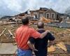 12 штатов США пострадало от торнадо