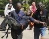 Кровавая бойня в Найроби