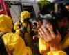 Утечка аммиака в Шанхае привело к трагичным последствиям