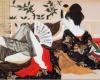 Японские гравюры Пушкинского музея можно увидеть в интернете