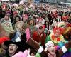 В Германии начинаются традиционные зимние карнавалы